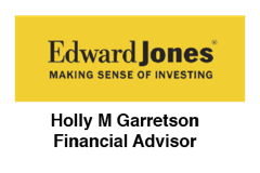 Edward Jones Holly Garretson Logo